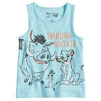Disney's The Lion King Toddler Boy Hakuna Matata Softest Tank Top by Jumping Beans®