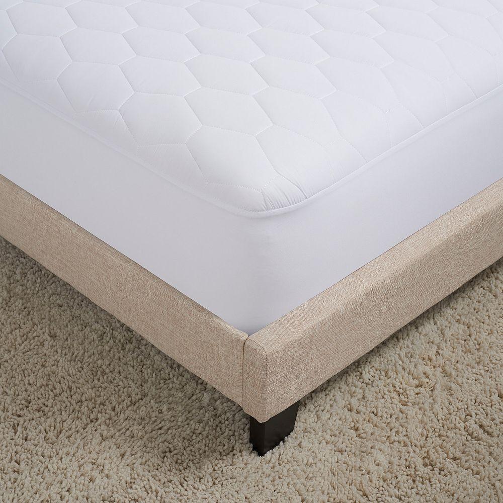 the big one mattress pad The Big One® Waterproof Mattress Pad the big one mattress pad