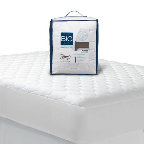 The Big One 174 Waterproof Mattress Pad