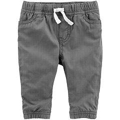 Baby Boy OshKosh B'gosh® Woven Ripstop Jogger Pants
