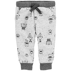 Baby Boy OshKosh B'gosh® Monster Knit Jogger Pants