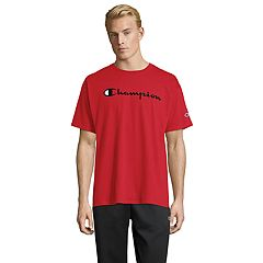 a3b4ea946287 Mens Red Champion T-Shirts Tops, Clothing | Kohl's