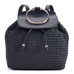 LC Lauren Conrad O-Ring Backpack