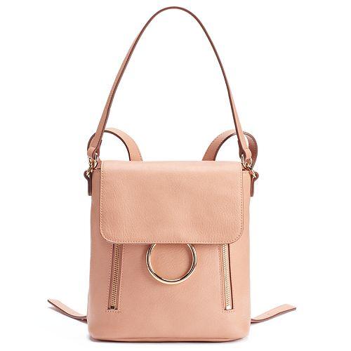 LC Lauren Conrad Bailee O-Ring Backpack