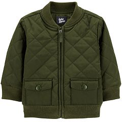 Baby Boy OshKosh B'gosh® Quilted Bomber Lightweight Jacket