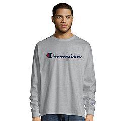 Men's Champion Chest-Logo Tee