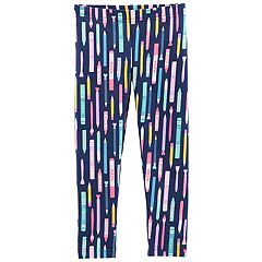 Baby Girl Carter's Pencil Printed Leggings
