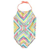 Girls 4-8 OshKosh B'gosh® Kaleidoscope One-Piece Swimsuit