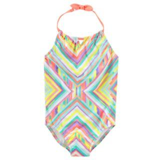 Girls 4-8 OshKosh B'gosh® Kaleidoscope One-Piece Swimsuit