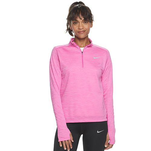 Women's Nike Pacer Half-Zip Running Top