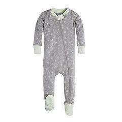 Burt's Bees Baby Organic Desert Terrain Footed Pajamas