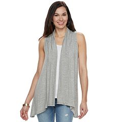 Women's Apt. 9® Sleeveless Cardigan