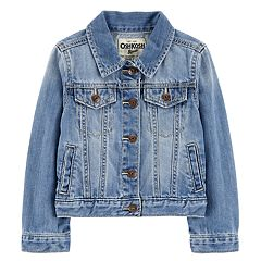 Toddler Girl OshKosh B'gosh® Classic Denim Jean Jacket