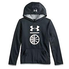 Boys 8-20 Under Armour Basketball Hoodie