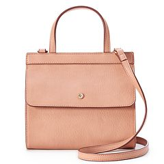 LC Lauren Conrad Bergenia Crossbody Bag
