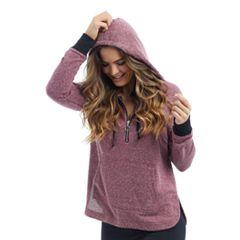 Women's Marika Wren Half-Zip Hoodie