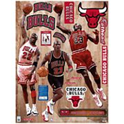 Michael Jordan Hero Wall Decal Pack