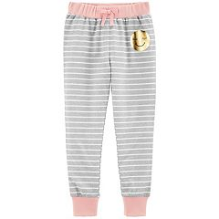 Girls 4-14 Carter's Louge Jogger Pants