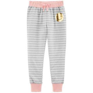 Girls 4-14 Carter's Louge Jogger Pants