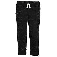 Toddler GirlOshKosh B'gosh® Glittery Jogger Pants