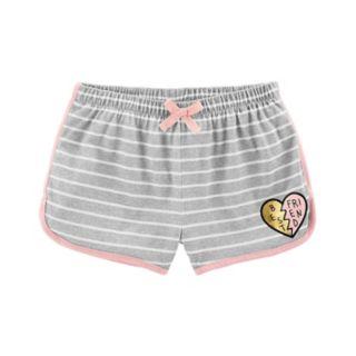 Girls 4-14 Carter's Louge Shorts
