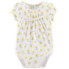 Baby Girl OshKosh B'gosh® Floral Lace Bodysuit