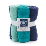 The Big One® 6-pack Washcloths