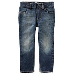 Toddler Boy OshKosh B'gosh® Core Straight Jeans