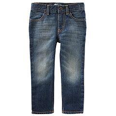 Toddler Boy OshKosh B'gosh® Core Straight Jeans