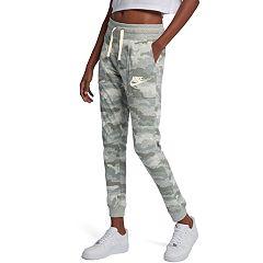 Women's Nike Sportswear Gym Vintage Midrise Camo Sweatpants