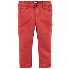 Toddler Boy OshKosh B'gosh® Slim Chino Pants