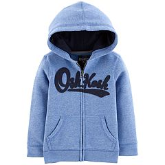 Toddler Boy OshKosh B'gosh® Heritage Zip Hoodie