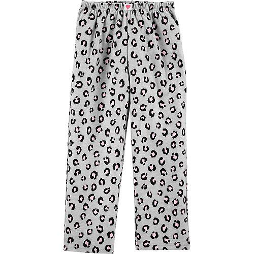 Girls 4-14 Carter's Printed Microfleece Pajama Pants
