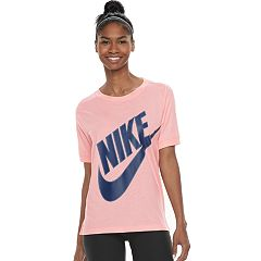 Women's Nike Sportswear Short Sleeve Graphic Top
