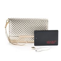 Apt. 9® Carli RFID-Blocking Phone Charging Wristlet