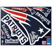New England Patriots Logo Wall Decal