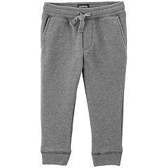 Toddler Boy OshKosh B'gosh® Classic Fit Jogger Pants
