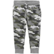 Toddler Boy OshKosh B'gosh® Camouflaged Jogger Pants
