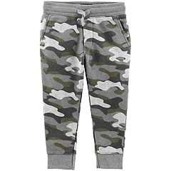 Toddler Boy OshKosh B'gosh® Camouflaged Jogger Pants