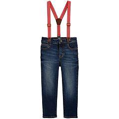 Toddler Boy OshKosh B'gosh® Suspender Jeans