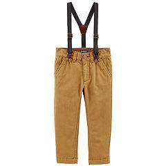 Toddler Boy OshKosh B'gosh® Suspender Pants