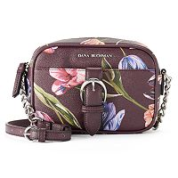 Dana Buchman Autumn Buckle Crossbody Bag