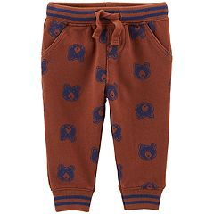 Baby Boy OshKosh B'gosh® All Over Bear Jogger Pants