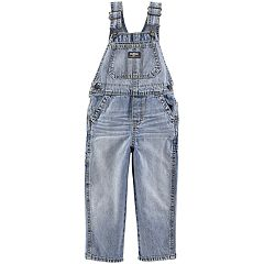 Baby Boy OshKosh B'gosh® Sunfaded Denim Overalls