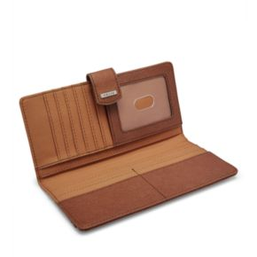Relic RFID-Blocking Checkbook Wallet