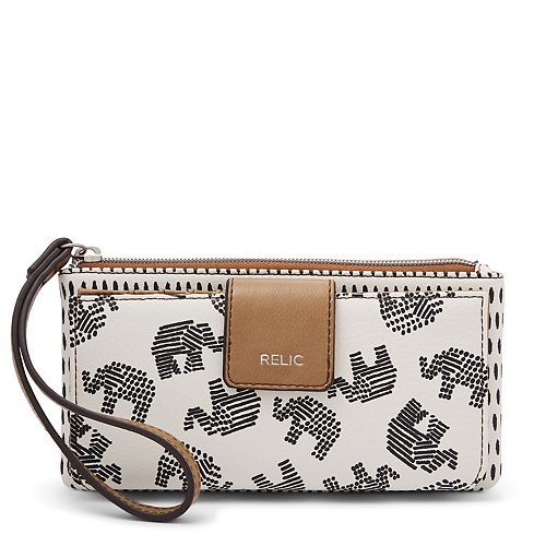 Relic by Fossil Cameron Checkbook Wristlet