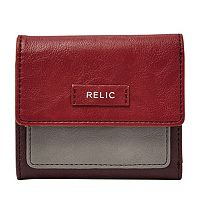 Relic Bryce Trifold Wallet