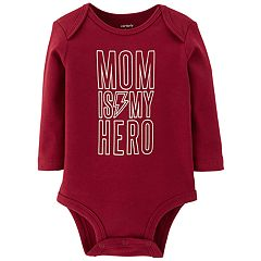 Baby Boy Carter's Mom Hero Bodysuit
