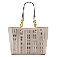Apt. 9® Jade Perforated Tote