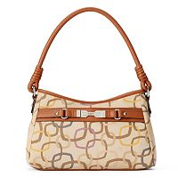 Rosetti Jacquard Sea Breeze Hobo